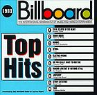 Billboard top hits, 1983