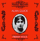 Alma Gluck