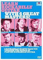 Learn rockabilly guitar with 6 great masters! 6 rockabilly giants take you through the basics of playing rockabilly guitar