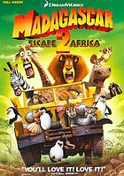 Madagascar. Escape 2 Africa