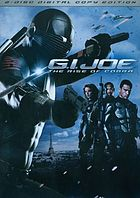 G.I. Joe. The rise of Cobra