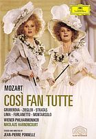Così fan tutte [opera buffa in two acts