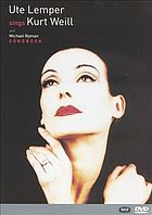 Ute Lemper chante Kurt Weill The Michael Nyman songbook