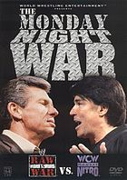 Monday night war Raw is War vs. WCW Monday Nitro