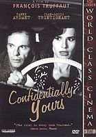 Vivement dimanche Confidentially yours