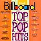 Billboard top pop hits, 1961