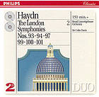The London symphonies. Vol. 1. : Nos. 95, 96, 98, 102, 103, 104