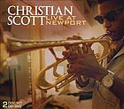 Christian Scott live at Newport