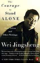 The courage to stand alone : letters from prison and other writings