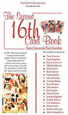 The second 16th card book