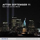 After September 11 : New York and the world