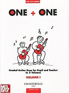 One + one : Graded guitar duos for pupil and teacher