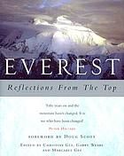 Everest : reflections from the top