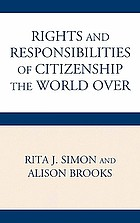 Rights and responsibilities of citizenship the world over