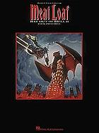Bat out of hell II : back into hell : piano, vocal, guitar