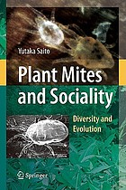 Plany mites and sociality : diversity and evolution