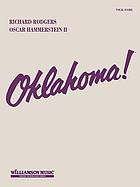 "Oklahoma! : a musical play based on the play ""Green grow the lilacs"" by Lynn Riggs"