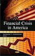 Financial crisis in America