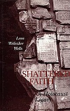 Shattered faith : a Holocaust legacy