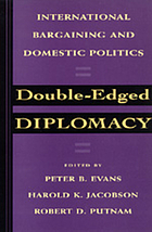 Double-edged diplomacy : international bargaining and domestic politics