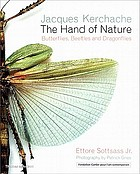 The hand of nature : butterflies, beetles and dragonflies