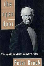 The open door : thoughts on acting and theatre