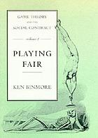 Game theory and the social contract