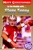 In the huddle with-- Steve Young