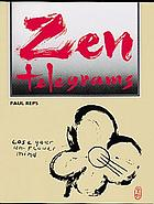 Zen telegrams ; 79 picture poems