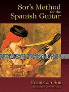 Method for the Spanish guitar