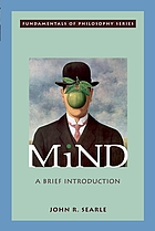 Mind : a brief introduction