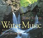 Water music : poems for children
