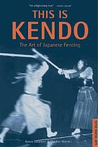 This is kendo; the art of Japanese fencing