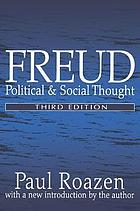 Freud: political and social thought