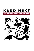 Kandinsky, complete writings on art