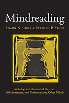 Mindreading : an integrated account of pretence, self-awareness, and understanding other minds