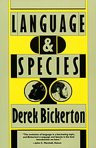 Language & species