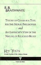 Theory of games as a tool for the moral philosopher. An inaugural lecture delivered in Cambridge on 2 December 1954