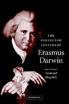 The Letters of Erasmus Darwin