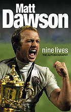 Matt Dawson : nine lives : the autobiography