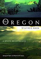 The Oregon weather book : a state of extremes