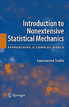 Introduction to nonextensive statistical mechanics : approaching a complex world