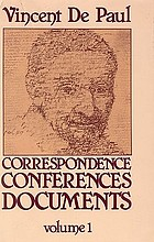Correspondence, conferences, documents