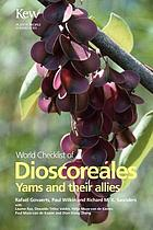 World checklist of Dioscoreales : yams and their allies