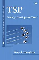 TSP--leading a development team