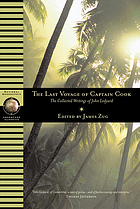 The last voyage of Captain Cook : the collected writings of John Ledyard
