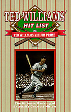 Ted Williams' hit list