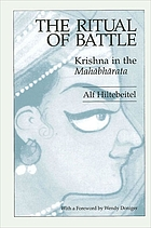 The ritual of battle : Krishna in the Mahābhārata