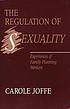 The regulation of sexuality : experiences of family planning workers