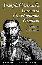Joseph Conrad's letters to R.B. Cunninghame Graham
